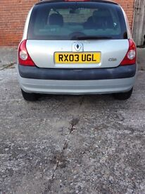 2003 Renault Clio for sale