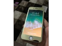 I phone 6 16GB Unlocked Gold mirror effect boxed