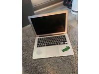 Apple Mac-Book Air (13 inch, mid 2013) 1.7 GHz Intel Core i7 8GB