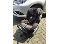Be safe izi combi isofix car seat