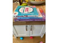 3 baby weaning and first foods books