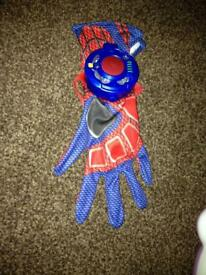 Spider-Man glove