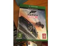 Forza horizon 3 Xbox one game