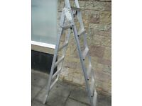 Abru 3 Way Combination Ladder / Step Ladder
