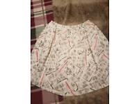 Brand new Cath Kidston skirt - size 10