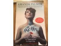 Amanda Palmer 'The Art of Asking'