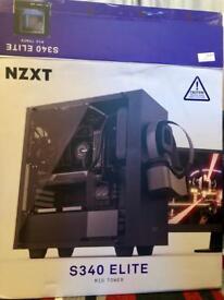 Computer Case NZXT S340 Elite