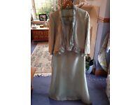 Elegant 3 piece evening gown