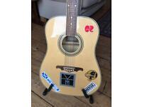 Leviathan MAG 1 All Maple Guitar
