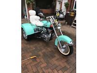 Harley Davidson Trike - Sporster XLH 883