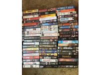 VHS Tapes (£1 Each)