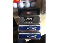 Assorted Golf Balls (Callaway / Nike / Titleist)