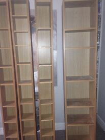 IKEA Billy storage units