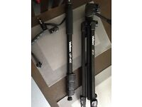 Velbon Tripod, Monopod and L Shape Mount