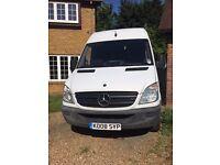 MERCEDES SPRINTER 311CDI MWB Diesel Panel Van