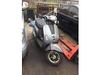 Vogue JJ50QT-21 50cc Moped
