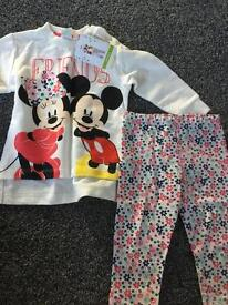 Bundle girls clothes from 6 - 18 months