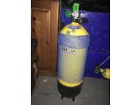 15ltr Steel Diving Cylinder