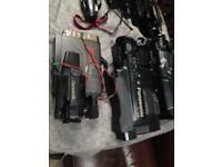 Video cameras vintage