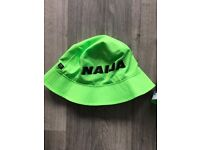 Nigeria 2018 World Cup Football Adult Bucket Hat (ONE SIZE FITS ALL) REVERSIBLE