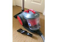 FREE DELIVERY VAX BAGLESS CYLINDER VACUUM CLEANER HOOVERS f