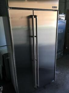 219- Refrigerateur JENN-AIR LUXURY 48'' REFRIGERATOR