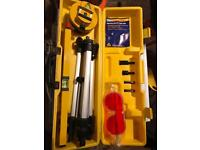 Laser level kit brand new