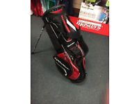 Taylor Made golf bag (used once)