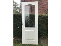 White Doors with glass for Houses!!! To be sold ASAP
