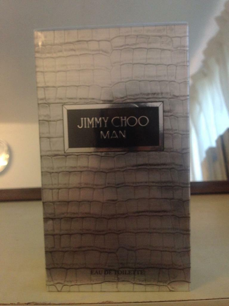 Brand new sealed Jimmy choo Man edt/aftershave/parfum 200ml edt Rrp £85