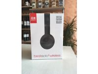 Brand new special edition Beats Matt black headphones