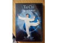 Tai Chi, The 24 Forms, DVD, Dr Paul Lam [2001]