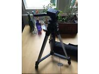 Jessops 323 Tripod with carry case