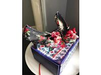 Irregular choice shoes in box size 40