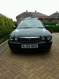 Jaguar x type diesel 2005