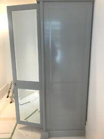Hallway Coat cupboard,