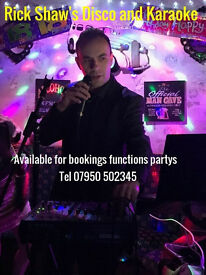 Mobile DJ disco