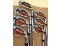 cobra amp golf clubs