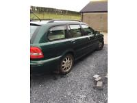 Jaguar X type SOLD