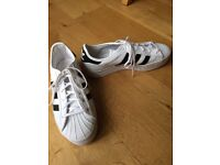 ADIDAS Superstar RIZE Womens Trainers, UK 6.5