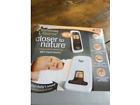 Tommee Tippee DECT digital baby monitor