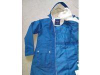 Ladies waterproof warm coat 14 New with labels