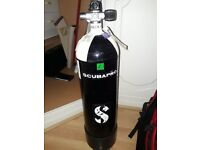 Scuba Equipment - USED 12Ltr Cylinder