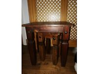 Small nest of tables for sale