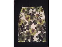 Size 12 Primark pencil midi skirt