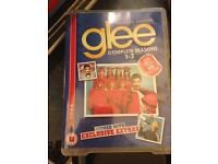 GLEE complete collection seasons 1-3
