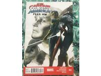All-new captain America comic