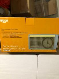 Brand new Bush Retro Style Radio