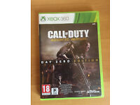 Call of duty advanced warfare Xbox 360 in good condition
