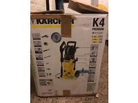 Karcher k4 premium ecologic pressure washer